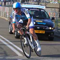 Olympia's Tour 2013 proloog Katwijk Roy Pieters
