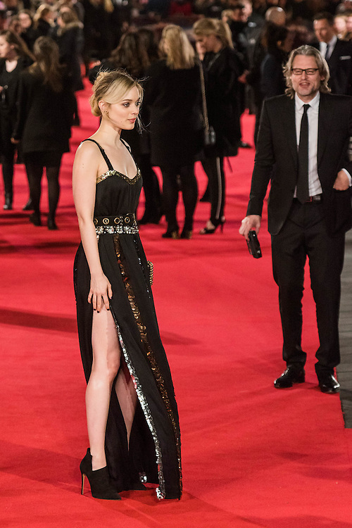 Bella Heathcote - The European premiere of Pride and Prejudice and Zombies.