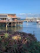 Monterey Pier, California