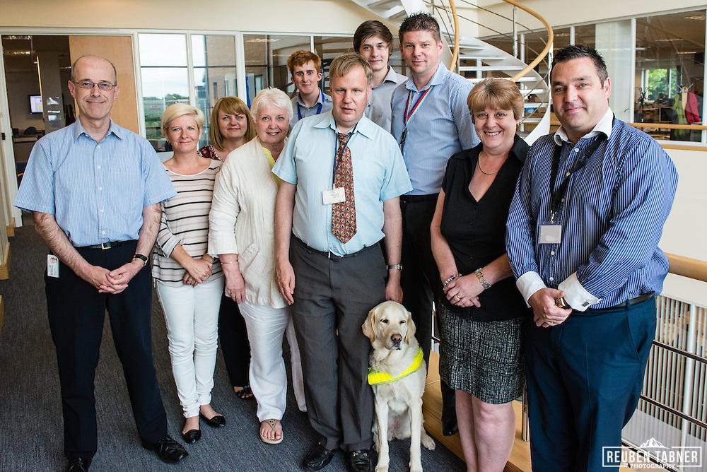 Northern Gas Networks Custormer Care Team, Sunderland.