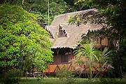 Manu learning centre, Manu National Park, Peru, South America
