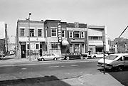 U Street NW Washington DC, Old Republic Cafeteria, Sign, Hamilton Printer