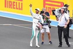June 23, 2018 - Castellet, France - Lewis Hamilton - FORMULE 1 : Grand Prix de France - Qualifications - Circuit Paul-Ricard (Credit Image: © Panoramic via ZUMA Press)