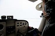 Rondvlucht vanaf Ameland met Cessna