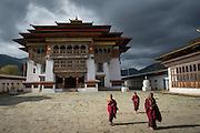 Gangteng Monastery,Bhutan