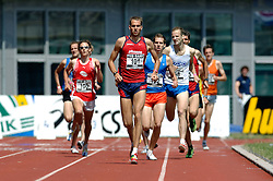 08-07-2006 ATLETIEK: NK BAAN: AMSTERDAM<br /> 1500 meter - Bob Winter           <br /> ©2006-WWW.FOTOHOOGENDOORN.NL