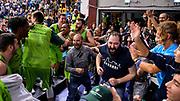 Team Banco di Sardegna Dinamo Sassari, Commando Ultra' Dinamo<br /> Banco di Sardegna Dinamo Sassari - ZZ Leiden<br /> Fiba Europe Cup 2018-2019 Round of 16<br /> Sassari, 13/03/2019<br /> Foto L.Canu / Ciamillo-Castoria