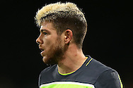 Alberto Moreno of Liverpool looking on. Premier League match, Crystal Palace v Liverpool at Selhurst Park in London on Saturday 29th October 2016.<br /> pic by John Patrick Fletcher, Andrew Orchard sports photography.