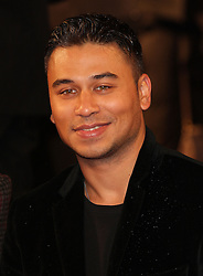 EASTENDERS, RICKY NORWOOD during the film premiere, G.I.Joe - Retaliation, Empire Cinema, Leicester Sq, London, UK, 18 March, 2013. photo by: i-Images..