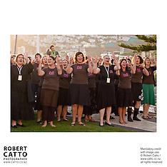 NZ Int'l Arts Festival 08 - Powhiri
