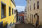 The old town of Sao Luis, state capital of Maranhao in Northeastern Brazil, 10th May 2014.