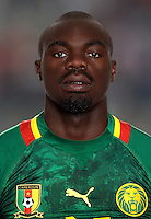 Football Fifa Brazil 2014 World Cup / <br /> Cameroon National Team - <br /> Yannick NDJENG of Cameroon