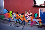 Belo Horizonte_MG, Brasil...Escola Municipal Ulisses Guimaraes, transformacoes na escola  e projeto Escola integrada...The Municipal School Ulisses Guimaraes transformations in the school and design school integrated...Foto: LEO DRUMOND /  NITRO