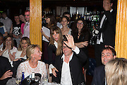 TRUDIE STYLER; JEMIMA KHAN; HUGH GRANT BIDDING, The Hoping Foundation  'Rock On' benefit evening for Palestinian refugee children.  Cafe de Paris, Leicester Sq. London. 20 June 2013
