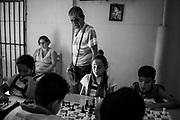 Municipal School Chess. Cienfuegos, Cuba. May/2018.