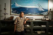 NOAA employee, Hilo, Hawaii.
