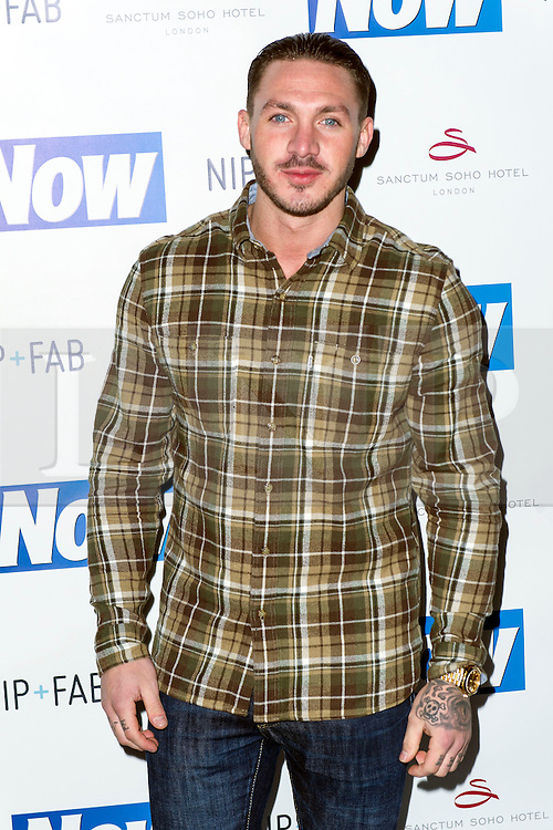 © Licensed to London News Pictures. 26/11/2013, UK. Kirk Norcross, Now Magazine - Christmas party, Sanctum Soho Hotel, London UK, 26 November 2013. Photo credit : Raimondas Kazenas/Piqtured/LNP