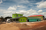 Lethem. Capital of Region 9 and border town with direct access to Boa Vista, Brazil.<br /> GUYANA<br /> South America