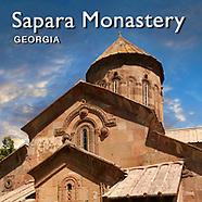 Pictures & Images of Sapara Monastery Georgian Orthodox St Saba Church, Georgia (country) -