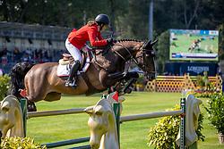 Reich Alessandra, AUT, Loyd<br /> European Championship Riesenbeck 2021<br /> © Hippo Foto - Dirk Caremans<br />  03/09/2021
