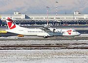 F-GRPK Czech Airlines (CSA) ATR 72-500 (72-212A)
