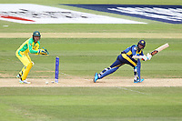 Cricket - 2019 ICC Cricket World Cup warm ups - Australia vs. Sri Lanka<br /> <br /> Jeewan Mendis of Sri Lanka flicks the ball down the legs side during the cricket world cup warm up match at the Hampshire Bowl Southampton England<br /> <br /> COLORSPORT/SHAUN BOGGUST