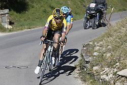March 9, 2019 - Siena, Italy - Third Belgian Wout Van Aert of Team Jumbo-Visma rides the Strade Bianche one day cycling race in Siena, Italy, Saturday 09 March 2019...BELGA PHOTO YUZURU SUNADA (Credit Image: © Yuzuru Sunada/Belga via ZUMA Press)