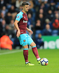 Aaron Cresswell of West Ham United - Mandatory by-line: Paul Roberts/JMP - 16/09/2017 - FOOTBALL - The Hawthorns - West Bromwich, England - West Bromwich Albion v West Ham United - Premier League