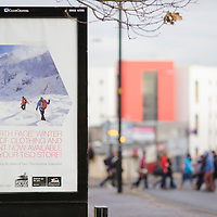 Clear Channel - The North Face, Dundee & Edinburgh