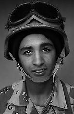 Iraq: Portraits - Iraqi Soldiers