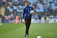Bristol Rovers goalkeeper Adam Smith (21) during the EFL Sky Bet League 1 match between Coventry City and Bristol Rovers at the Ricoh Arena, Coventry, England on 7 April 2019.