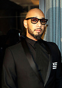"""April 3, 2017- Brooklyn, New York -United States: Music Producer Kasseem 'Swiss Beatz' Dean attends The Seventh Annual Brooklyn Artists Ball honoring Alicia Keys and Kasseem """"Swiss Beatz"""" Dean held at the Brooklyn Museum on April 3, 2017 in Brooklyn, New York. The Brooklyn Artist Ball is the largest annual fundraising gala at the Brooklyn Museum, which celebrates Brooklyn's creative community and supports the institution's many programs. (Terrence Jennings/terrencejennings.com)"""