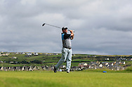 Paul O'Hanlon (Carton House) on the 6th tee during Matchplay Round 2 of the South of Ireland Amateur Open Championship at LaHinch Golf Club on Friday 22nd July 2016.<br /> Picture:  Golffile | Thos Caffrey<br /> <br /> All photos usage must carry mandatory copyright credit   (© Golffile | Thos Caffrey)