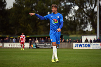 Richie Bennett. Colne FC 0-2 Stockport County FC. Pre-season friendly. 5.9.20