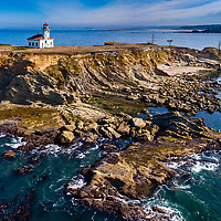 Cape Arago Lighthouse - Oregon