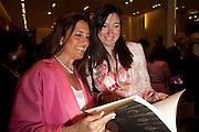 GAIA MONCADO DI PALERNO; DONNA FRANCESCA CENTURIONE SCOTTO, - BOOK PARTY FOR A BOOK BY DONNA FRANCESCA CENTURIONE SCOTTO AT Salvatore Ferragamo, 24 Old Bond Street, London W1. 14 May 2009