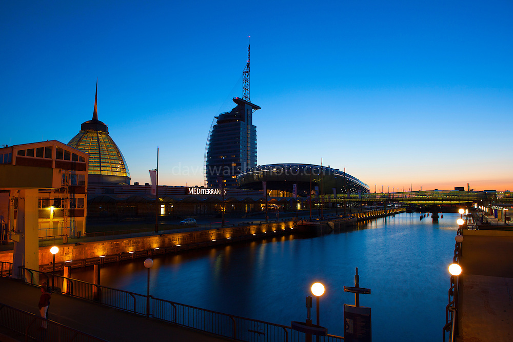 Atlantic Sail City and Klimahouse, Bremerhaven, Germany