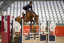 Kerckhove Enzo, BEL, G-Top<br /> Pavo Hengsten competitie - Oudsbergen 2021<br /> © Hippo Foto - Dirk Caremans<br />  22/02/2021