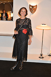 ANDREA DELLAL at the PAD London 2015 VIP evening held in the PAD Pavilion, Berkeley Square, London on 12th October 2015.