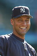 New York Yankees Derek Jeter.