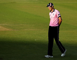Middlesex's Steven Finn - Photo mandatory by-line: Robbie Stephenson/JMP - Mobile: 07966 386802 - 04/06/2015 - SPORT - Cricket - Southampton - The Ageas Bowl - Hampshire v Middlesex - Natwest T20 Blast