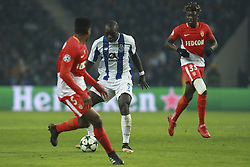 December 6, 2017 - Na - Porto, 06/12/2017 - Football Club of Porto received, this evening, AS Monaco FC in the match of the 6th Match of Group G, Champions League 2017/18, in Estádio do Dragão. Jemerson; Aboubakar  (Credit Image: © Atlantico Press via ZUMA Wire)