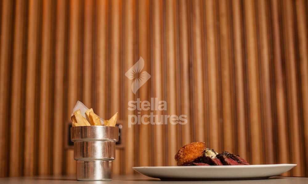 Picture by Daniel Hambury/Stella Pictures Ltd +44 7813 022858<br /> 07/10/2013<br /> Restaurant Hoi Polloi in Shoreditch, London.