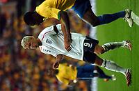 Photo: Tony Oudot.<br /> England v Brazil. International Friendly. 01/06/2007.<br /> Alan Smith of England