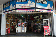 Padaria Rio 2001, my breakfast cafe of choice, just 10 steps from the front door of my apartment block. Photo by Andrew Tobin/Tobinators Ltd