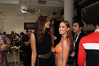 Marion Sealy attends Revival Swimwear Runway Show Hosted by Klarna STYLE360 NYFW on September 11, 2019 in New York City