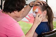 Hamptonburgh, New York - People enjoy the 11th annual Earth & Water Festival at Thomas Bull Memrorial Park on June 2, 2018.