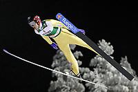 Kombinert<br /> FIS World Cup<br /> Ruka / Kuusamo Finland<br /> November 2017<br /> Foto: Gepa/Digitalsport<br /> NORWAY ONLY<br /> <br /> KUUSAMO,FINLAND,23.NOV.17 - NORDIC SKIING, NORDIC COMBINED,  SKI JUMPING  -  FIS World Cup, Ruka Nordic, provisional round. Image shows Magnus Hovdal Moan (NOR). Photo: GEPA pictures/ Matic Klansek