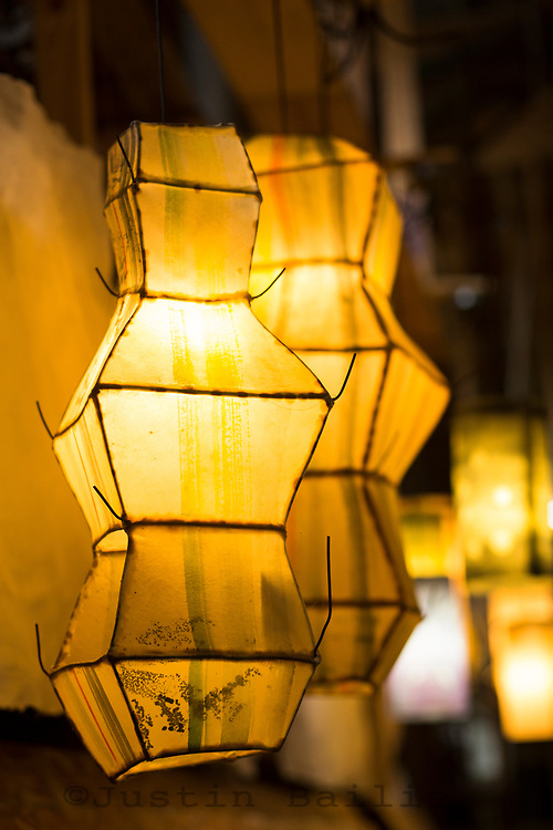 HiiH Lights are made by Lam Quang and Kestral Gates. Astoria, Oregon.