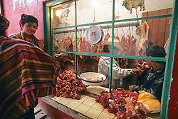 Selling Meat